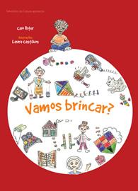 Capa do audiolivro VAMOS BRINCAR
