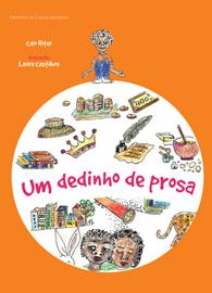 Capa do audiolivro UM DEDINHO DE PROSA