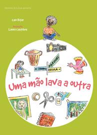 Capa do audiolivro UMA MÃO LAVA A OUTRA